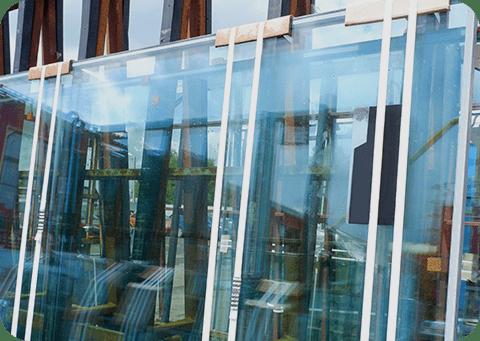 Double Pane Low-Energy Glass